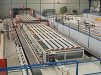 Sistema de corte por chorro de agua TCI Waterjet TCI WATERJET BP-1 BPxL-A 1 30300 3M 2008