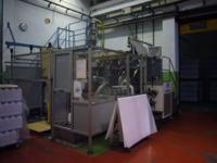 Máquina rotativa de extrusión-soplado UROLA MRS-M4 1998