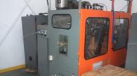 Máquina de extrusión-soplado de PE/PP PLASTIBLOW PB 250 D 1992