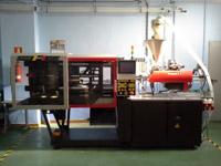 Inyectora de 110t *nueva de exposición* Híbrida HAITIAN IHAG-100-110 2007/2013
