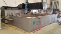 Máquina de corte por agua FLOW Mach 4020 5 axis XDinamics 2011