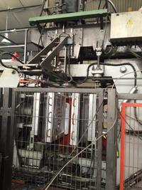 Máquina de extrusión soplado TRIULZI