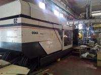 Inyectora de 850t OIMA Stratos  Hx 11000.850 1999