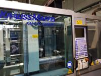 Inyectora de preformas PET / FAN de 175t KRAUSS MAFFEI KM 175/200 1400 CZ 2005