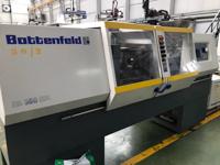 Inyectora de 50t BATTENFELD BA-500 CDK 1995